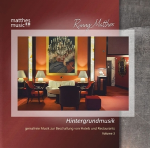 Hintergrundmusik. Vol.3, 1 Audio-CD | Dodax.co.uk