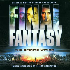 Final Fantasy: The Spirits Within [Original Motion Picture Soundtrack] | Dodax.co.uk