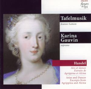 Handel: Arias and dances: Excerpts From Agrippina and Alcina   Dodax.ch