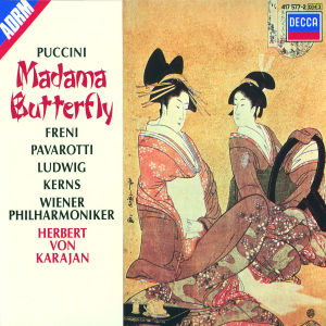MADAMA BUTTERFLY | Dodax.at