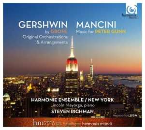 Gershwin by Grofé, Original Orchestrations & Arrangements; Mancini: Music for Peter Gunn | Dodax.es