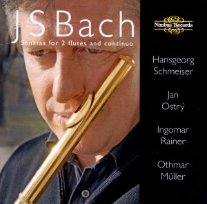 Bach: Sonatas for 2 Flutes and Continuo   Dodax.co.jp