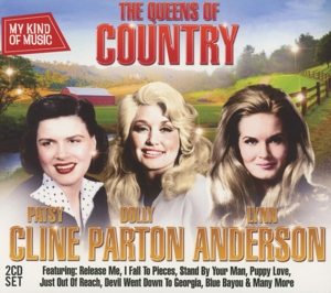 THE QUEENS OF COUNTRY | Dodax.co.jp