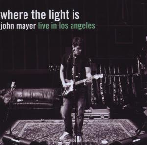 Where The Light Is: John Mayer Live In Los Angeles | Dodax.nl