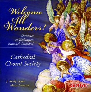 Welcome All Wonders! Christmas at Washington National Cathedral | Dodax.es