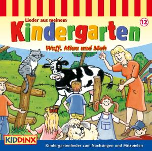 Wuff, Miau und Muh, 1 Audio-CD | Dodax.at