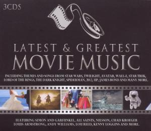 Latest & Greatest Movie Music | Dodax.es