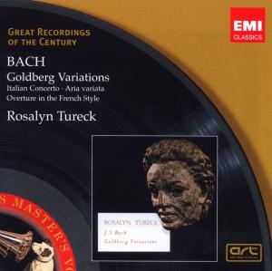 Bach: Goldberg Variations; Italian Concerto; Aria variata; Overture in the French Style | Dodax.com