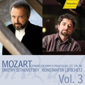 Mozart: Sonatas for Piano & Violin, KV303, 377, 378 & 481 | Dodax.it