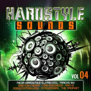 Hardstyle Sounds, 3 Audio-CDs. Vol.4 | Dodax.ch