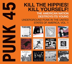 Punk 45: Underground Punk in the United States of America, Vol. 1 | Dodax.co.uk