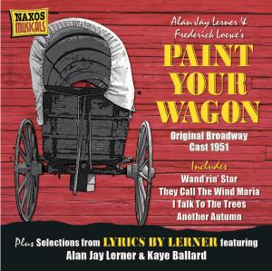 Paint Your Wagon [Original Broadway Cast ] | Dodax.co.uk