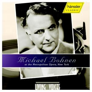 Michael Bohnen at the Metropolitan Opera, New York, 1 Audio-CD | Dodax.at