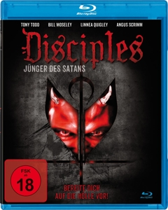 Disciples-Jünger des Satans (Blu-ray) | Dodax.co.uk