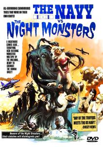 Navy vs. The Night Monsters, The | Dodax.at
