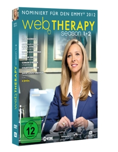 WEB THERAPY - SEASON 1+2 | Dodax.nl