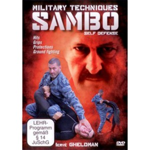 Sambo Self Defense Military Techniques | Dodax.co.uk