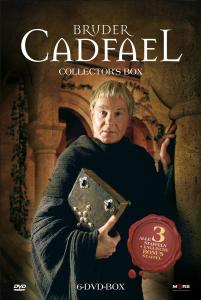 Bruder Cadfael, Alle Folgen, Collector's Box, 6 DVDs | Dodax.at