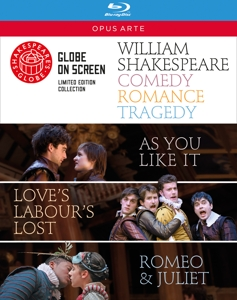 Shakespeare: Comedy, Romance, Tragedy | Dodax.pl