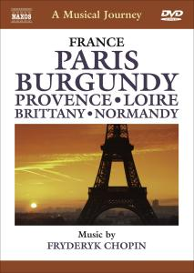 Paris/Burgundy-A Musical Journey | Dodax.co.jp