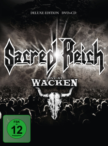 Live At Wacken Open Air | Dodax.nl