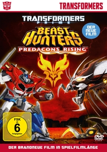 Transformers Prime - Beast Hunters: Predacons Rising, 1 DVD | Dodax.at