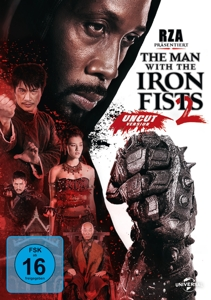 The Man with the Iron Fists 2, Uncut, 1 DVD | Dodax.at