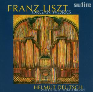 Franz Liszt: Organ Works | Dodax.co.uk