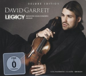 Legacy - Violin Concerto (Beethoven), 1 Audio-CD + 1 DVD (Deluxe Edition) | Dodax.at