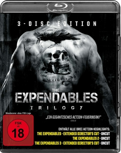 The Expendables Trilogy | Dodax.es