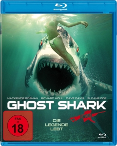 Ghost Shark (Blu-ray) | Dodax.co.uk