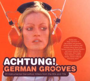 Achtung! German Grooves | Dodax.co.uk