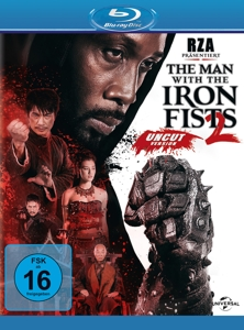 The Man with the Iron Fists 2, 1 Blu-ray | Dodax.at