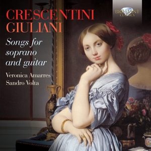 Crescentini, Giuliani: Songs for Soprano And Guitar | Dodax.it