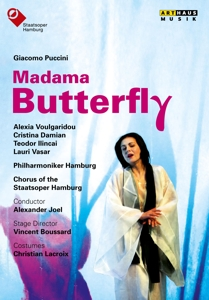 Puccini: Madama Buttlerfly [Video] | Dodax.es