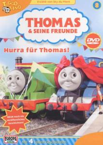 08/Thomas - Hurra für Thomas | Dodax.es