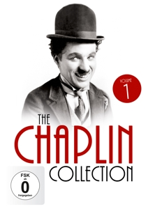 The Chaplin Collection, 1 DVD. Vol.1 | Dodax.at
