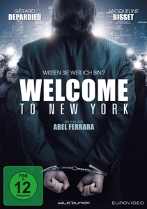 Welcome to New York, 1 DVD | Dodax.fr
