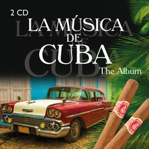 THE ALBUM - LA MUSICA CUBA | Dodax.co.uk