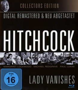 Alfred Hitchcock: Lady Vanishes, 1 Blu-ray (Collectors Edition) | Dodax.at