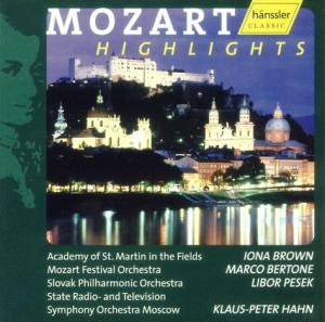 Mozart Highlights | Dodax.at