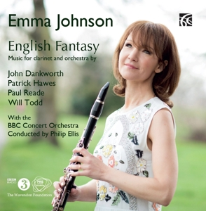 English Fantasy: Music for Clarinet & Orchestra | Dodax.ch