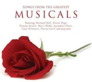 Songs from the Greatest Musicals | Dodax.nl
