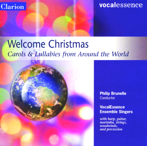 Welcome Christmas: Carols & Lullabies from Around the World | Dodax.at
