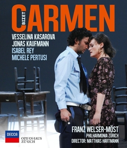 Bizet: Carmen [Video] | Dodax.it