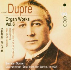 Marcel Dupré: Organ Works, Vol. 6 - Music for Christmas | Dodax.at