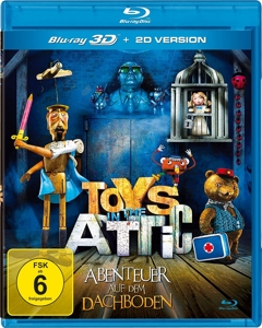 Toys In The Attic | Dodax.fr