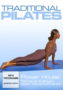 Traditional Pilates, 1 DVD | Dodax.ch