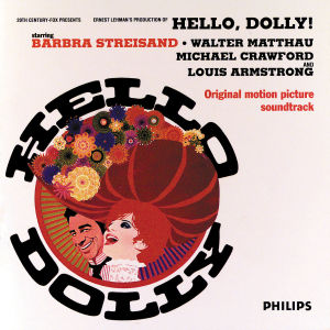 Hello, Dolly! [Original Motion Picture Soundtrack] | Dodax.es