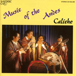 Music of the Andes [Saydisc]   Dodax.de